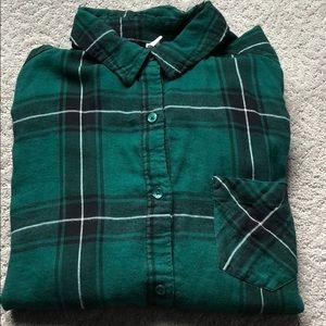 EUC BP Flannel Shirt